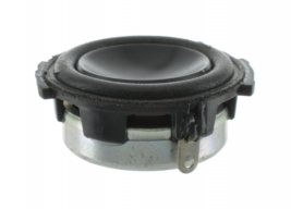 Smart device wide range speaker 1.2 inch round OEM model 31RN12-3