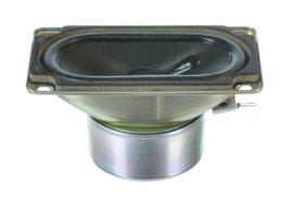 Gaming wide range speaker 2 by 3.5 inch rectangular OEM model 90OF08-SH