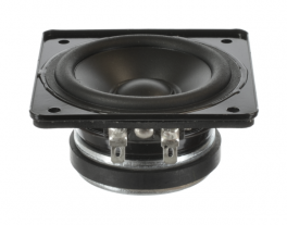 Gaming wide range speaker 3 inch square Oaktron model 93007