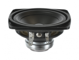 High-end mid-bass speaker 3.3 inch square Oaktron model 93009