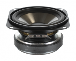 Titanium indoor/outdoor woofer speaker 4 inch square Oaktron model 93026