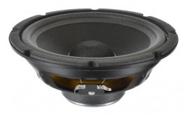 Home theater woofer, 8 inch round Oaktron model 93047