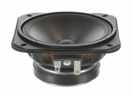 Outdoor wide range speaker 4 inch square Oaktron model 93074