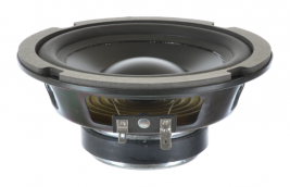 High-end mid-woofer 6.5 inch round Oaktron model 93084