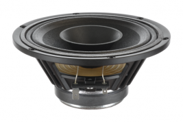 Single-driver loudspeaker 6.5 inch round Oaktron model 93085