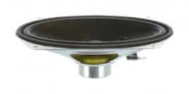 Voice communication wide range speaker 3 by 5 inch oval Oaktron model 93088