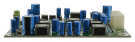 2.2.1 Channel, 50W, PCB Style Amplifier with DSP 93107