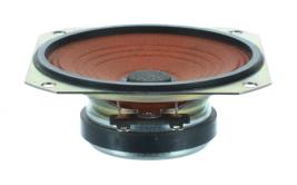 Voice communication voice range speaker 3.5 inch square OEM model DC32WP