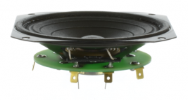 Aerospace voice range speaker 4 inch square OEM model EN4FR-1000