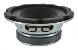 "A 4"" high compliance speaker for low-level distribution systems -- MISCO OEM model JC5FD"