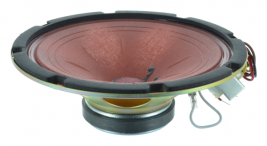 Voice communication wide range speaker with transformer 8 inch round OEM model JC8WP-4T70