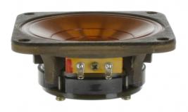 Military voice range speaker 4 inch square  -- Oaktron model 93123