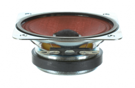 "MISCO, Minneapolis Speaker Company, OEM, 3"" (76mm), Steel, Cloth, Ferrite, Voice Range, Klippel"