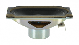 """A 2"""" x 3.5"""" waterproof full range driver from MISCO Speakers - 93016."""
