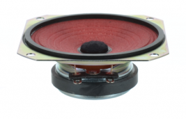 """A 3.5"""" waterproof voice range driver from MISCO - DC32WI."""