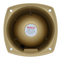 "A 5.5"" two-way horn speaker for trucks, trains, boats, and planes, part number 88104-T."