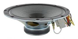 An 8 inch whizzer speaker with 4 watt transformer -- Oaktron model 93130.