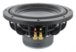 Cast frame subwoofer 10 inch round Bold North Audio model 82136