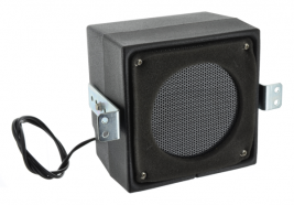 4 inch square drive-thru and kiosk speaker OEM model 90274