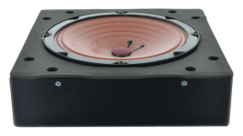 "An enclosed 6.5"" waterproof wide range speaker assembly - 90133."