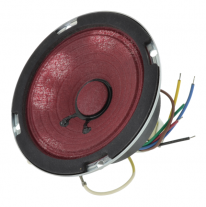 Transit full range speaker with transformer 5 inch round OEM model JC5WP-8T70