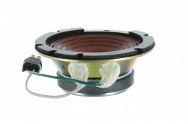 5 inch round voice communication speaker OEM model JC5RTW-A
