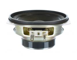 Gaming wide range speaker 4 inch square OEM model 100SF08-3
