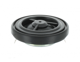 """A 1.5"""" silk dome tweeter for coaxial speakers -- DT-15D."""
