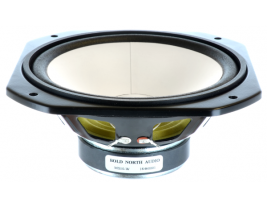 A replacement NS-10 speaker from MISCO's Bold North Audio - MS10-W.