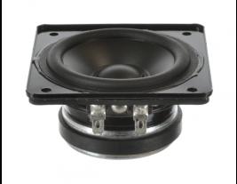 Gaming wide range speaker 3 inch square Oaktron model 93007