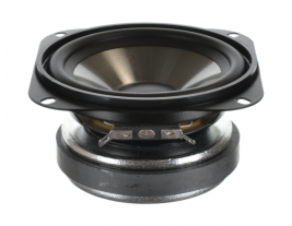 Titanium indoor/outdoor woofer speaker 4 inch square Oaktron model 93026