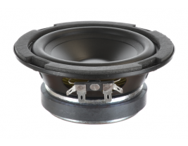 """Indoor woofer with polypropylene cone, 5"""" round Oaktron model 93027"""