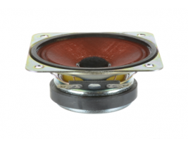 Voice communication voice range speaker 3 inch square OEM model DC3WI