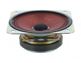 Voice communication voice range speaker 3 inch square OEM model DC3WP-45