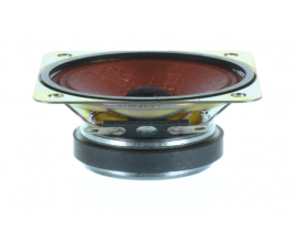 Voice communication voice range 3 inch speaker square OEM model DC3WP