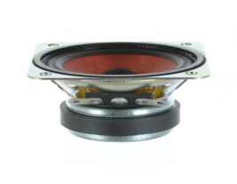 Waterproof outdoor wide range speaker 3 inch square OEM model DC3WP-E
