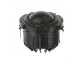 """A 1"""" home audio, silk dome tweeter from MISCO Speakers - 93021."""