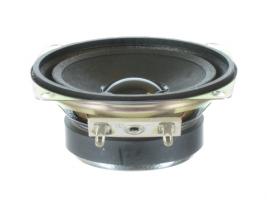 Communications indoor wide range speaker 2.5 inch pin cushion shape OEM model R66SF16-1