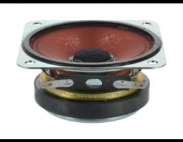 Voice communication voice range speaker 2.5 inch square OEM model RDC22WI-45