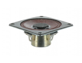 """A 2"""" waterproof voice range driver from MISCO - A2WI."""
