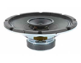An 8 inch coaxial speaker with a 3 inch tweeter -- MISCO Speakers.
