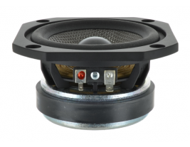 Mid bass woofer 4 inch square Bold North Audio model 84071