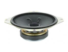 Transit voice range dual voice coil speaker 3.5 inch square OEM model DC32S-16-16